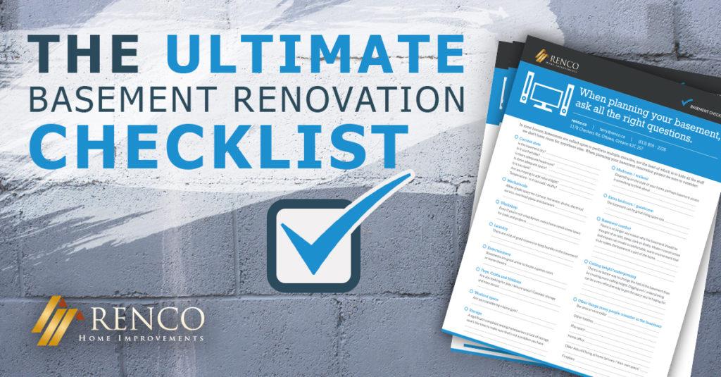 ottawa-basement-checklist