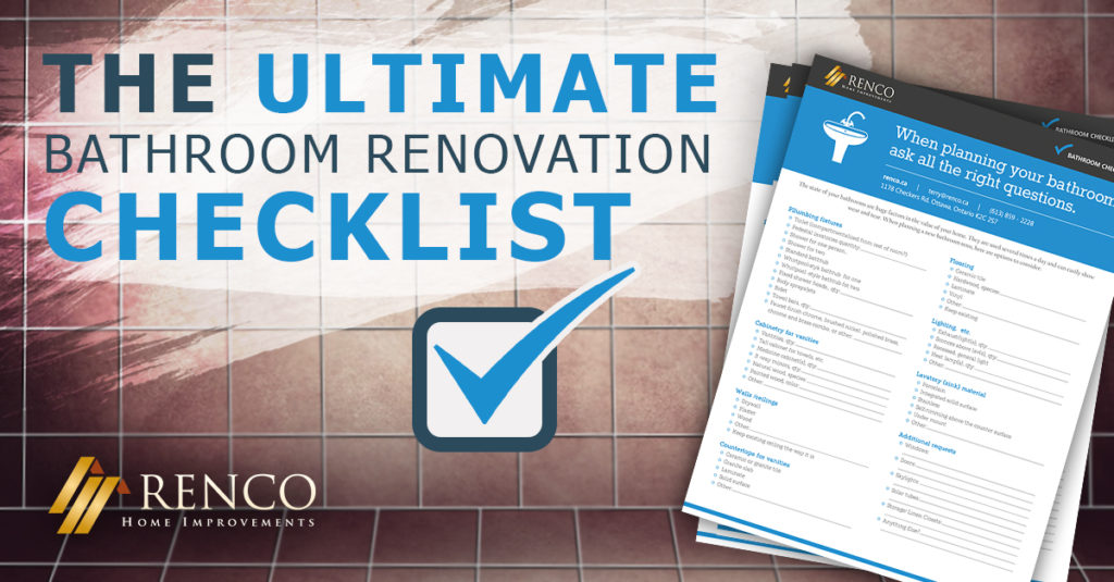 ottawa-bathroom-renovation-checklist