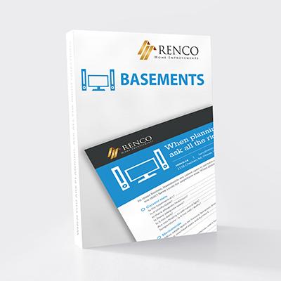 basement-renovation checklist