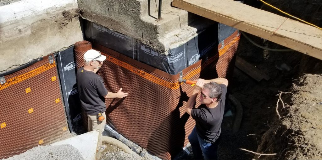 ottawa foundation crack repair