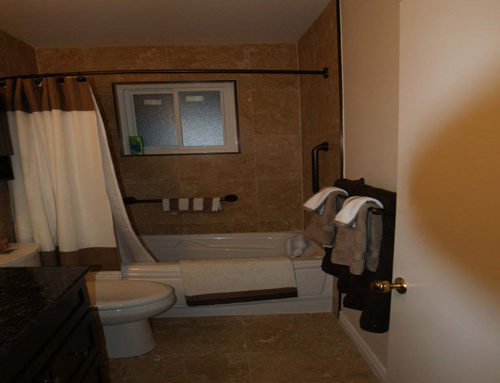 3 Piece Bathroom Renovation