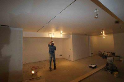 basement-renovation-painting
