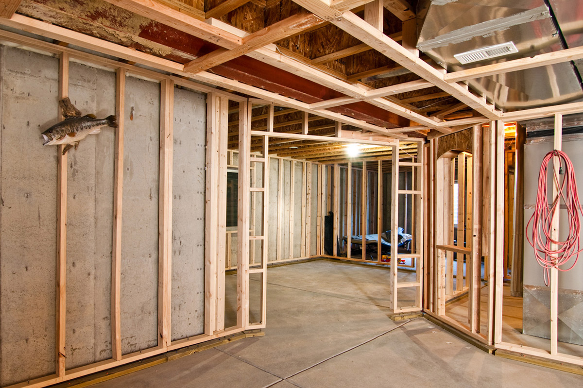 framing-basement